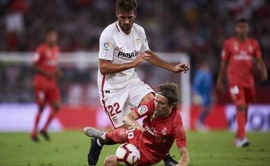 Link xem trực tiếp Sevilla vs Real Madrid, La Liga 2020