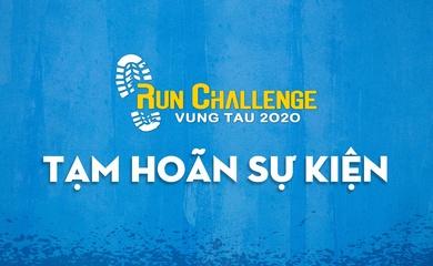 Vung Tau Run Challenge 2020 lùi ngày tổ chức vì COVID-19 tái bùng phát
