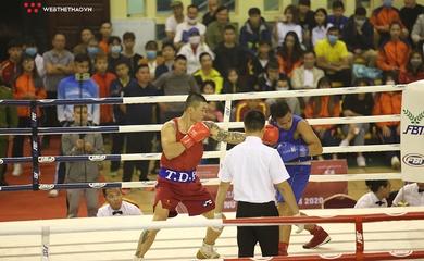Tổng hợp kết quả Giải Vô địch Boxing quốc gia 2020