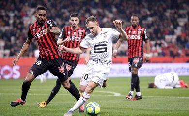 Nhận định Nice vs Rennes, 19h00 ngày 13/12, VĐQG Pháp