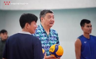 HLV Li Huan Ning chỉ ra vấn đề của ĐT bóng chuyền, hướng đến HCV SEA Games 31