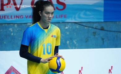 Chính thức: Đội tuyển bóng chuyền nữ quốc gia tập trung sau vòng 1