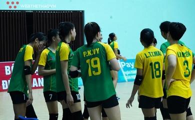 Biến động bóng chuyền Việt: Nữ TPHCM quyết tâm lên hạng bằng người Long An
