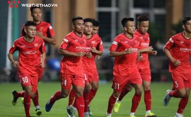 Đội hình ra sân tuyển Việt Nam vs U22 Việt Nam hôm nay