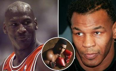 Đụng vào vợ Mike Tyson, Michael Jordan suýt ăn no... đấm