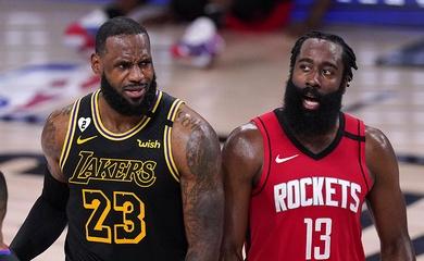 Nhận định NBA: Los Angeles Lakers vs Houston Rockets (ngày 11/1, 7h00)