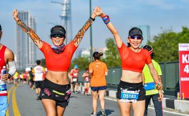 Techcombank Ho Chi Minh City International Marathon mùa 4 sắp đóng đăng ký