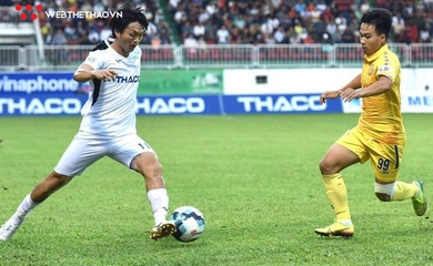 Lịch trực tiếp Bóng đá TV hôm nay 17/1: Sài Gòn FC vs HAGL