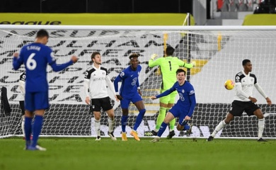 Video Highlight Fulham vs Chelsea, bóng đá Anh hôm nay 17/1