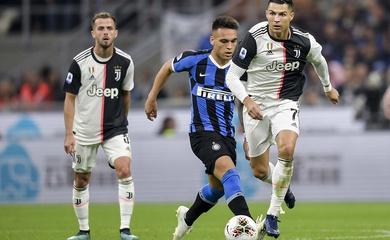 Link xem trực tiếp Inter Milan vs Juventus, bóng đá Ý hôm nay