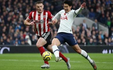 Link xem trực tiếp Sheffield United vs Tottenham, bóng đá Anh hôm nay