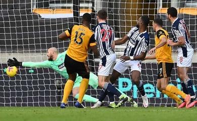 Video Highlight Wolves vs West Brom, bóng đá Anh hôm nay 16/1