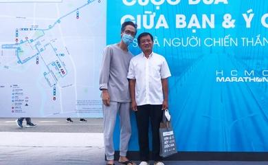 Ông Đoàn Ngọc Hải khởi động kế hoạch lập kỷ lục chạy marathon năm 2021