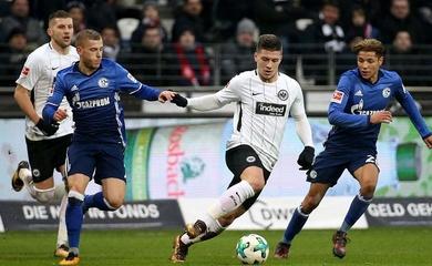 Nhận định Eintracht Frankfurt vs Schalke, 0h ngày 18/01, VĐQG Đức