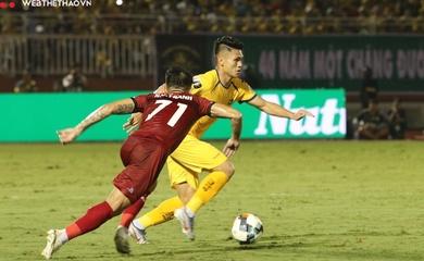 Kết quả SLNA vs Bình Định, video V.League 2021