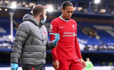 Van Dijk vắng mặt giúp Liverpool thêm tự tin thắng... MU