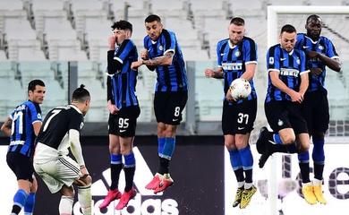 Video Highlight Inter Milan vs Juventus, bóng đá Ý hôm nay 18/1