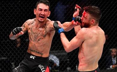 Kết quả UFC: Max Holloway hủy diệt Calvin Kattar với tỉ số không tưởng