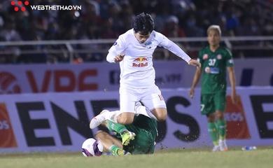 Công Phượng bất lực, Kiatisuk nhận trái đắng ở V.League 2021