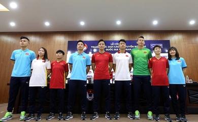 Ý nghĩa chiếc áo đấu mới của ĐT Việt Nam năm 2021