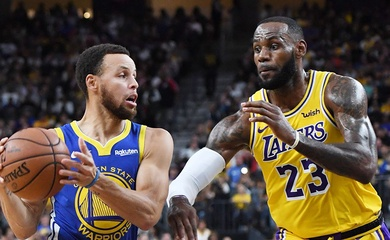 Nhận định NBA: Golden State Warriors vs Los Angeles Lakers (ngày 19/1 10h00)