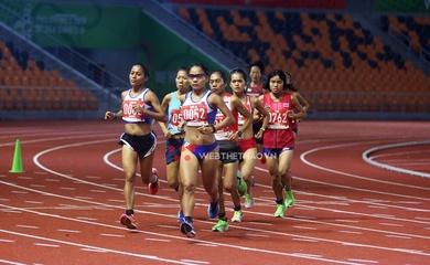 """Nhà vô địch marathon nữ bắt đầu """"trại huấn luyện bong bóng"""" cho SEA Games 31"""