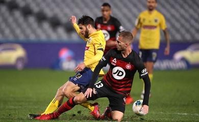 Kết quả Central Coast Mariners vs Western Sydney, video bóng đá Úc hôm nay 19/1