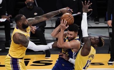 Stephen Curry lên tiếng, GSW ngược dòng ngoạn mục trước Lakers