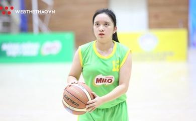 Tống Mỹ Chi và viên gạch đầu tiên của bóng rổ nữ Phạm Hồng Thái