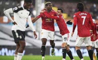 Xem lại Fulham vs MU, bóng đá Ngoại hạng Anh đêm qua