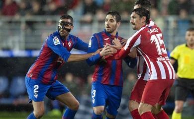 Nhận định, soi kèo Eibar vs Atletico Madrid, 03h30 ngày 22/01