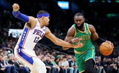 Nhận định NBA: Boston Celtics vs Philadelphia 76ers (Ngày 21/1 7h00)