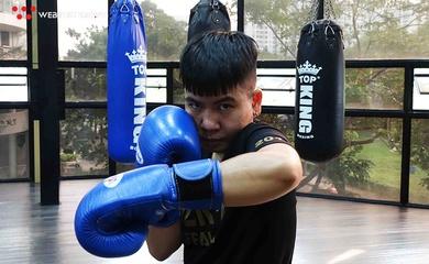 """Nguyễn Thị Thu Nhi: """"Tôi muốn đi vào lịch sử boxing Việt Nam"""""""