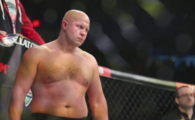 Huyền thoại MMA Fedor Emelimanenko nhập viện vì COVID-19