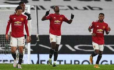 MU ngược dòng giỏi nhất Ngoại hạng Anh mùa này