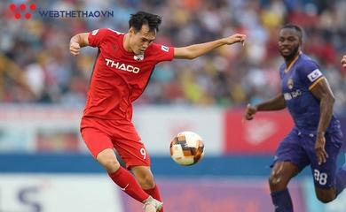 Lịch thi đấu bóng đá Việt Nam hôm nay 22/1: Đại chiến HAGL vs SLNA