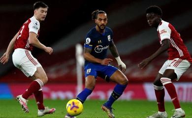 Video Highlight Southampton vs Arsenal, bóng đá Anh hôm nay 23/1