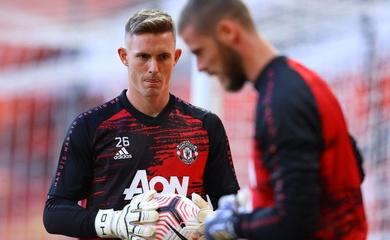 Đội hình ra sân MU vs Liverpool đêm nay: Henderson thế chỗ De Gea