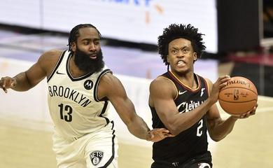 """Không cần đến hiệp phụ, Cavaliers """"kết liễu"""" thành công Brooklyn Nets hai trận liên tiếp"""