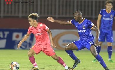 Link xem trực tiếp Bình Định vs Sài Gòn, vòng 2 V.League 2021