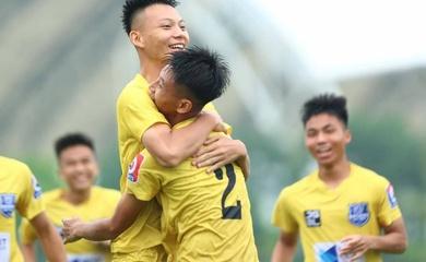 Trực tiếp bóng đá U19 Quốc gia Việt Nam hôm nay 20/1: U19 SLNA vs U19 Đà Nẵng