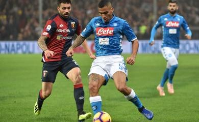 Nhận định Verona vs Napoli, 21h00 ngày 24/01, VĐQG Italia