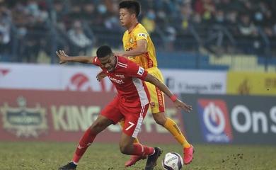 HLV Trương Việt Hoàng chưa hài lòng với phong độ của Viettel