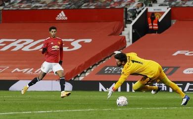 Xem lại MU vs Liverpool, bóng đá FA Cup đêm qua