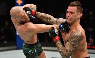 """Dana White """"cáp kèo"""" đại chiến thứ ba giữa Poirier và Conor McGregor vào mùa hè"""