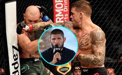"""Khabib Nurmagomedov """"vừa đấm vừa xoa"""" Conor khi bị knockout, không mặn mà trở lại"""