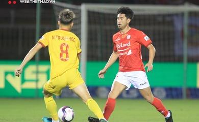 Kết quả TPHCM vs Hồng Lĩnh Hà Tĩnh, video V.League 2021