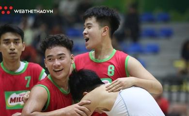 Lửa Trần Phú rực cháy, thêm một cựu Vô địch bị loại ở Giải Học sinh