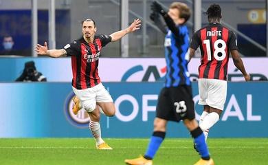 Video Highlight Inter Milan vs AC Milan, bóng đá Ý hôm nay 27/1
