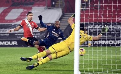 Video Highlight Southampton vs Arsenal, bóng đá Anh hôm nay 27/1